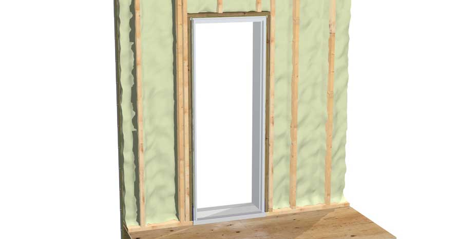 sc 1 st  Building It Right & Window and Door Installation Endorsement Construction